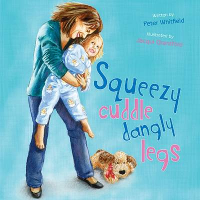 Squeezy Cuddle Dangly Legs by Peter Whitfield