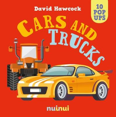 Cars and Trucks: 10 Pop Ups book