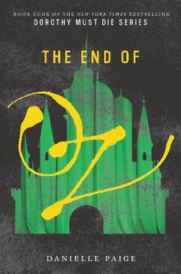 End of Oz by Sarah Prineas