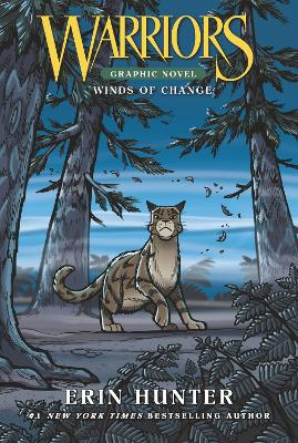 Warriors: Winds of Change by Erin Hunter