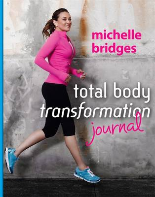 Total Body Transformation Journal book