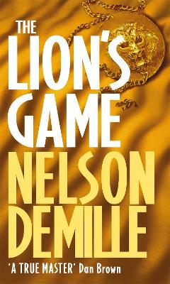 Lion's Game by Nelson DeMille