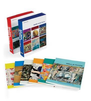 Moma Artist Series book
