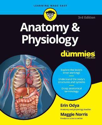 Anatomy & Physiology for Dummies, 3rd Edition by Erin Odya