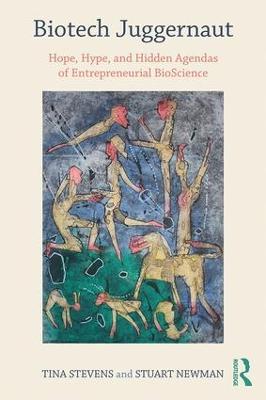 Biotech Juggernaut by Tina Stevens