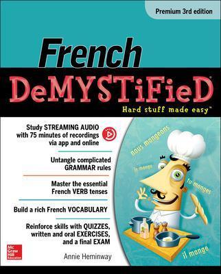 French Demystified, Premium by Annie Heminway