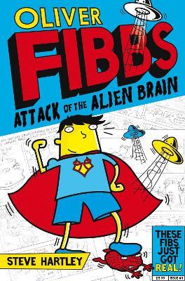 Attack of the Alien Brain book