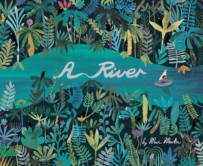 A River by Marc Martin