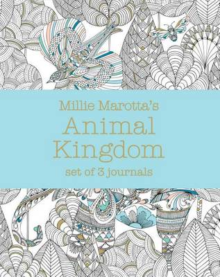 Millie Marotta's Animal Kingdom: Set of 3 Journals by Millie Marotta