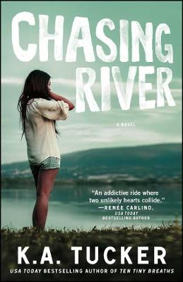 Chasing River book