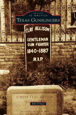Texas Gunslingers book