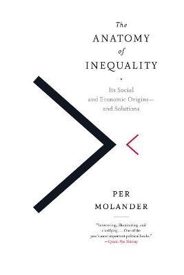 Anatomy Of Inequality book