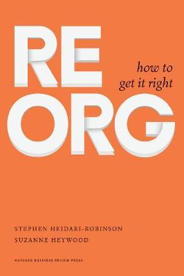 ReOrg by Stephen Heidari-Robinson