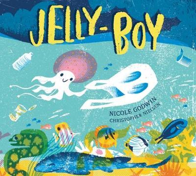 Jelly-Boy book