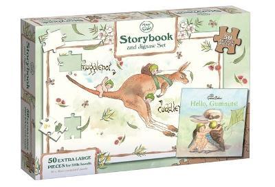 May Gibbs: Storybook and Jigsaw Set book