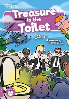 Treasure in the Toilet book
