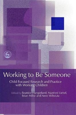 Working to Be Someone book