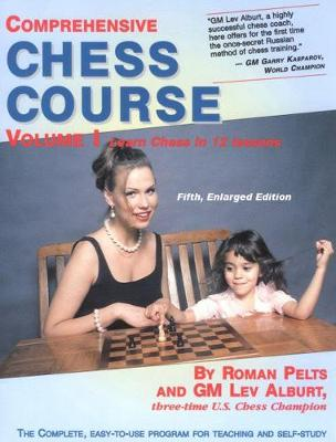 Comprehensive Chess Course by Lev Alburt