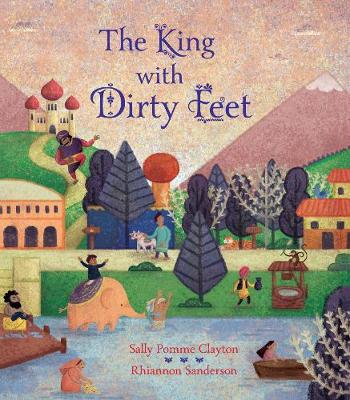 King with Dirty Feet by Sally Pomme Clayton