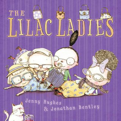 Lilac Ladies by Jenny Hughes