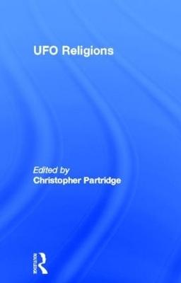 UFO Religions book