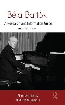 Bela Bartok book