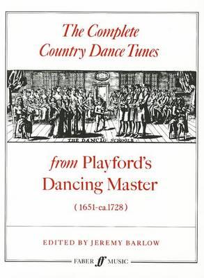 Playford's Dancing Master by John Playford
