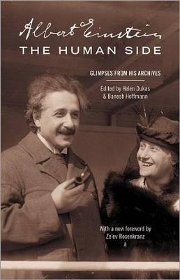 Albert Einstein, The Human Side by Albert Einstein