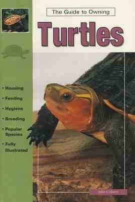Turtles: Keeping and Breeding Them in Captivity by John Coborn