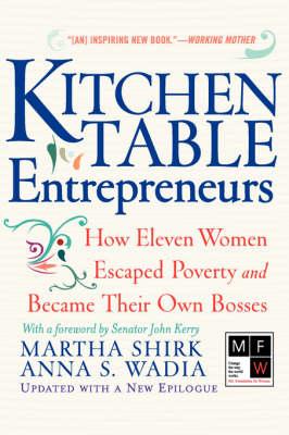 Kitchen Table Entrepreneurs book