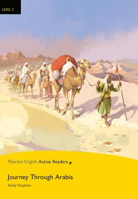 Level 2: Journey Through Arabia Book for Pack by Andrew Hopkins