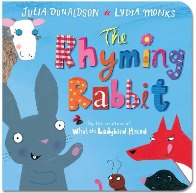 The Rhyming Rabbit by Julia Donaldson