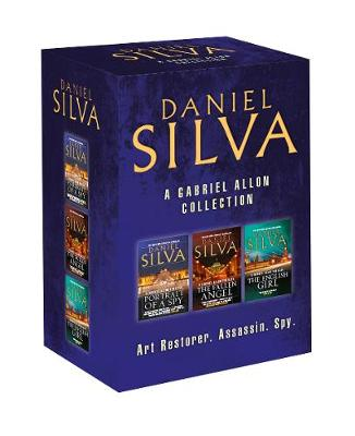 Daniel Silva Box Set [3 Book Set] by Daniel Silva