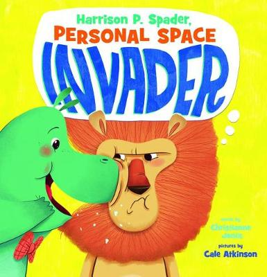 Harrison P. Spader, Personal Space Invader by Christianne C. Jones