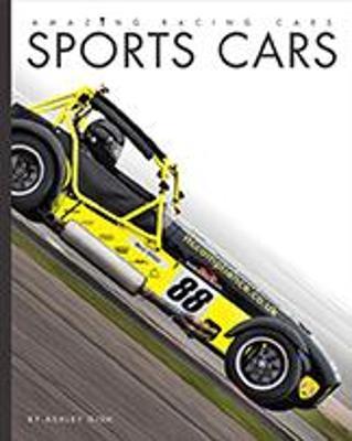 Sports Cars by Ashley Gish