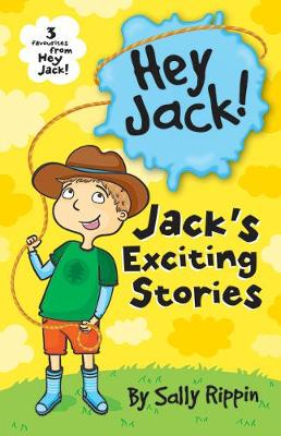 Jack's Exciting Stories book