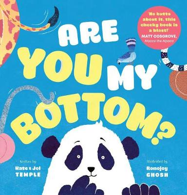 Are You My Bottom? by Kate Temple