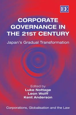 Corporate Governance in the 21st Century by Luke Nottage
