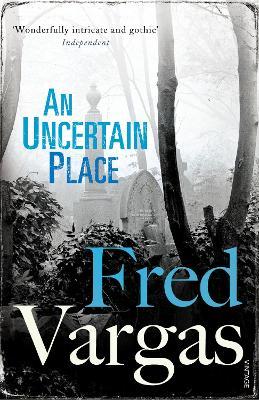 Uncertain Place book