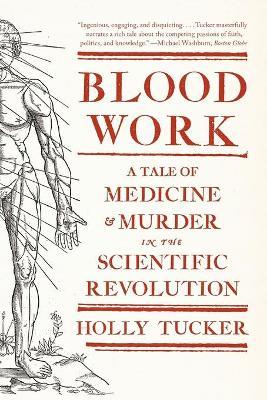 Blood Work book