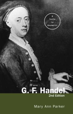 G.F. Handel book