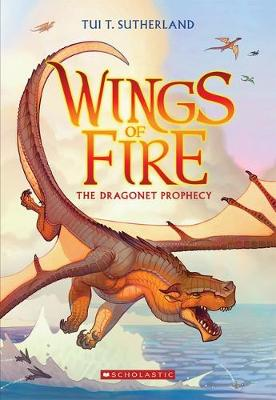Dragonet Prophecy by Tui,T Sutherland