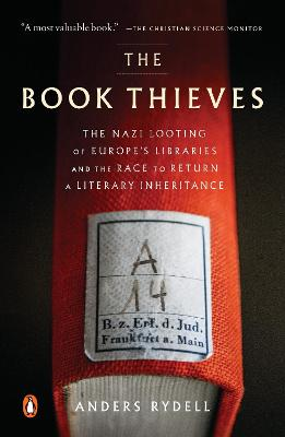 The Book Thieves by Anders Rydell