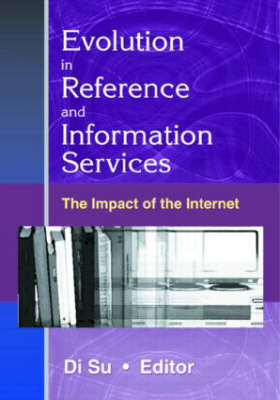 Evolution in Reference and Information Services book