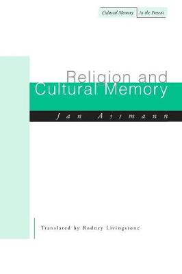 Religion and Cultural Memory book