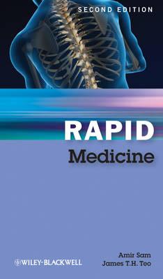 Rapid Medicine 2E by Amir H. Sam