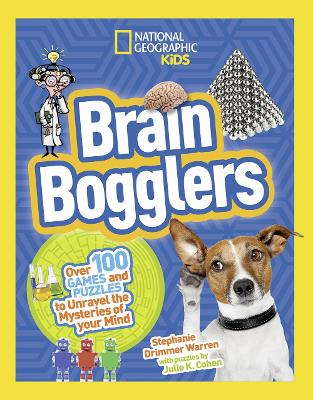 Brain Bogglers by Stephanie Warren Drimmer