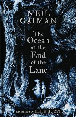 The Ocean at the End of the Lane: Illustrated Edition by Neil Gaiman
