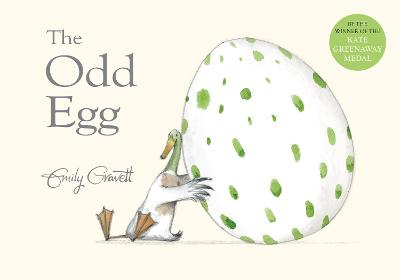 Odd Egg by Emily Gravett