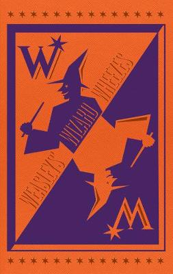 Harry Potter: Weasleys' Wizard Wheezes Hardcover Ruled Journ by Insight Editions